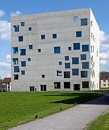 Minimalismus architektur for Minimalismus extrem