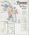 Sanborn Fire Insurance Map from Rahway, Union County, New Jersey. LOC sanborn05607 002-1.jpg