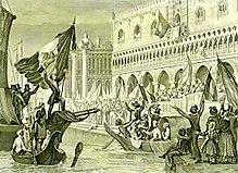La proclamazione della Repubblica di San Marco