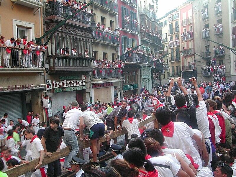 Sanfermines Vaquillas Pamplona 08.jpg