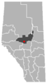 Sangudo, Alberta Location.png