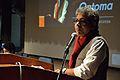 Sanjay Gopal Sarkar Addressing - Inaugural Function - Bengali Wikipedia 10th Anniversary Celebration - Jadavpur University - Kolkata 2015-01-09 2559.JPG