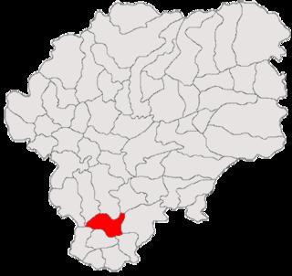 Sânmihaiu de Câmpie Commune in Bistrița-Năsăud, Romania