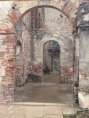 Sans Souci Palace Ruins