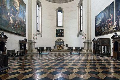Santa Giustina (Padua) - Chapel of Saint Matthias