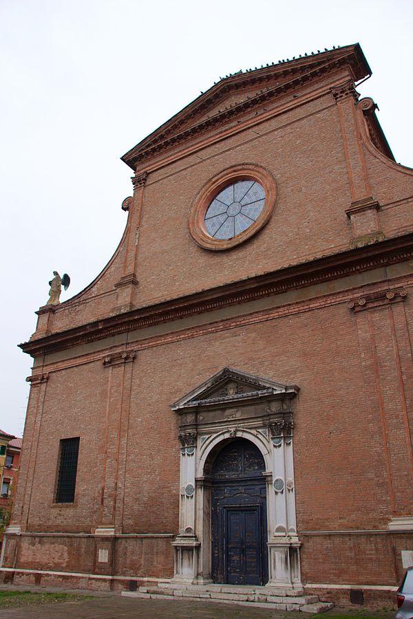 Santa Maria in Vado, Ferrara