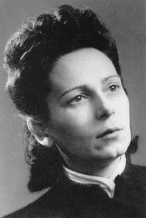 Jewish resistance in German-occupied Europe - Ariadna Scriabina, co-founder of Armée Juive