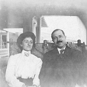 Henry Eduard Legler - Henry Legler with Sarah Byrd Eskew