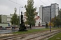 Sarajevo Tram-Line Third-Gymnasium 2011-10-21.jpg