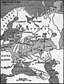 Sarolea - Great Russia - Map of European Russia.jpg