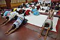 Sasankasana - International Day of Yoga Celebration - NCSM - Kolkata 2015-06-21 7361.JPG