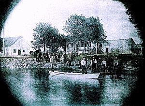 Sault-au-Récollet - Image: Sault au Recollet