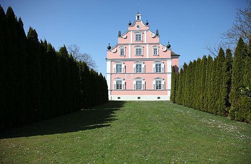 Schloss Freudental Ansicht