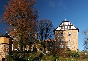 Ludwigsau - Schloss Ludwigseck