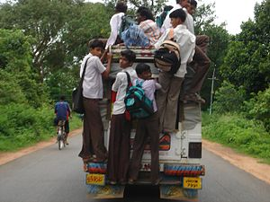 School-kids-going-to school