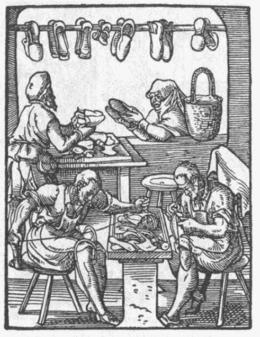 Schoenmaker Beroep Wikipedia