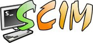 Smart Common Input Method - Image: Scim logo