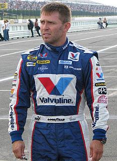 Scott Riggs American racing driver