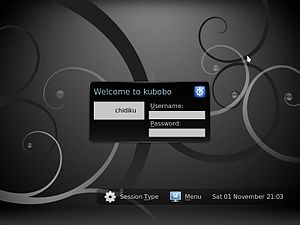 KDE Display Manager - Wikipedia