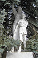 Sculpture in Central Park of Culture and Recreation in Volzhsky 001.jpg