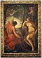 Scuola emiliana, ercole e onfale, xvii secolo.jpg