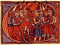 Señal real de Aragón en el Vidal Mayor (Fueros de Aragón, Huesca, s XIII).jpg