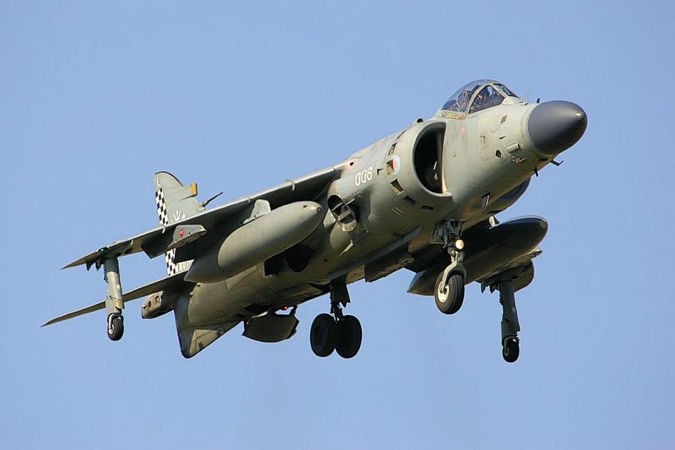 Sea Harrier - RIAT 2005 (2388543870)