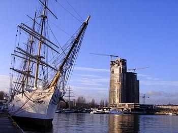 Sea Towers, Gdynia, Poland