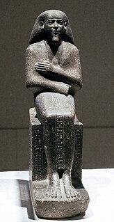 Ancient Egyptian prophet