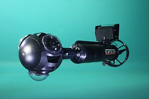 Catlin Seaview Survey - The Seaview SVII Camera, used extensively throughout the Catlin Seaview Survey.