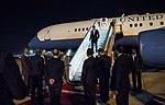 Secretary Kerry Deplanes in Marrakech, Morocco (30976595556).jpg