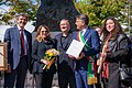 Secretary Pompeo Visits the Pacentro World War Memorial (48839077231).jpg