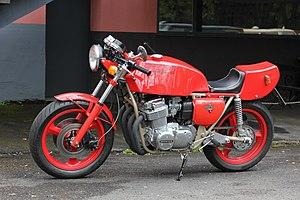 Colin Seeley - Seeley-Honda (1977)