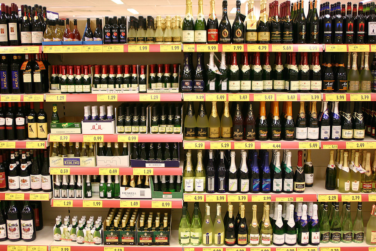 Góndola de supermercado - Wikipedia, la enciclopedia libre