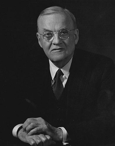 Senator John Foster Dulles (R-NY)