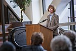 Senator Tina Smith speaking at an event in support of DACA at Hennepin County Government Center Minneapolis, MN (38666680635).jpg