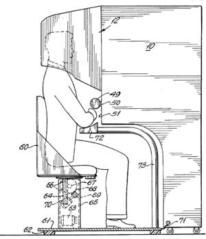 Sensorama - Image: Sensorama patent fig 5