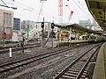 Senzan Line 0km post.JPG