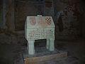 Sepulcre del Comte d'Urgell, Castell de Xàtiva.JPG