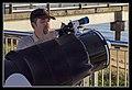 Setting up Telescope for Solar Eclipse-03 (8183862194).jpg