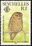 Seychelles scops owl 1985 stamp2.jpg