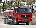 Shacman truck, National Highway 1 (East Timor), 2018 (01).jpg