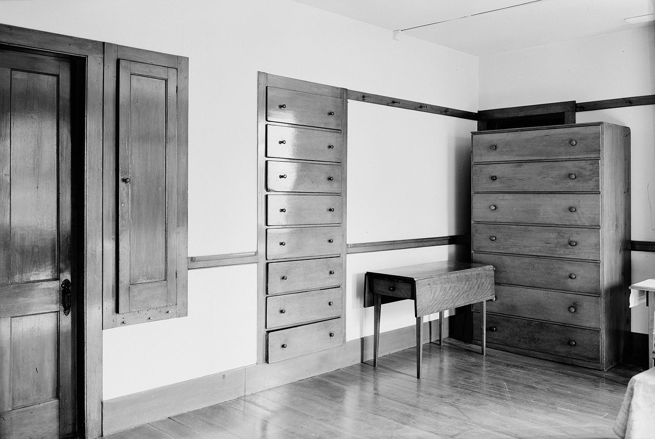 File shaker wikimedia commons for Shaker furniture
