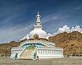 Shanti Stupa, Leh, 20180814 (edited).jpg