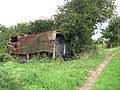 Shed by farm track - geograph.org.uk - 1440701.jpg