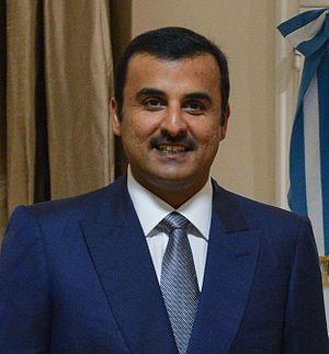 Tamim bin Hamad Al Thani - Sheikh Tamim in 2016