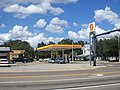 Shell Gas Station, S Marion Ave, Lake City.JPG