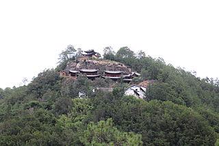 Shizhongshan Grottoes
