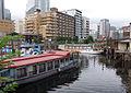Shinagawa Harbor in Tokyo.jpg