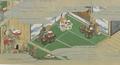 Shuhanron emaki - BNF - défense du riz.png